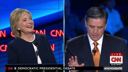 Clinton And Sanders Detail Starkly Different Views On Recreational Weed