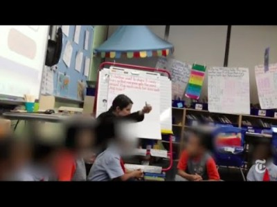Outrage Grows Over Viral NYT Video Showing Charter School Teacher Yelling at, Berating First-Graders